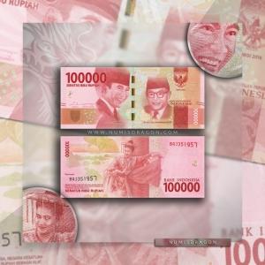 NumisDragon_Asia_Indonesia_100000_Rupiah_P160_UNC
