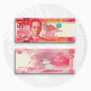 NumisDragon_Asia_Philippines_50_Piso_P207_UNC