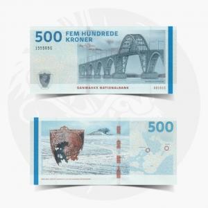 NumisDragon_Europe_Denmark_500_Kroner_P68_GEM_UNC