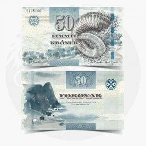 NumisDragon_Europe_Faeroe_Islands_50_Kronur_P29_GEM_UNC