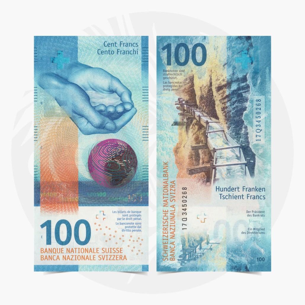 NumisDragon_Europe_Switzerland_100_Franken_PNEW_GEM_UNC