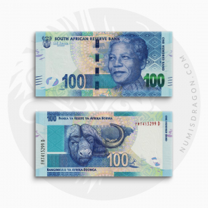 NumisDragon_Africa_South_Africa_100_Rand_P141_UNC