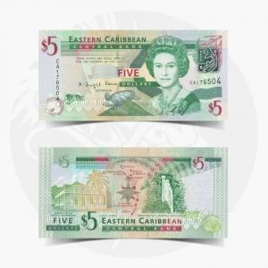 NumisDragon_America_Eastern_Caribbean_States_5_Dollars_P47_GEM_UNC