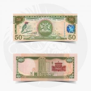 NumisDragon_America_Trinidad_And_Tobago_50_Dollars_P53_GEM_UNC