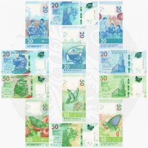 NumisDragon_Asia_Hong_Kong_20-20-20-50-50-50_Dollars_PNEW_GEM_UNC