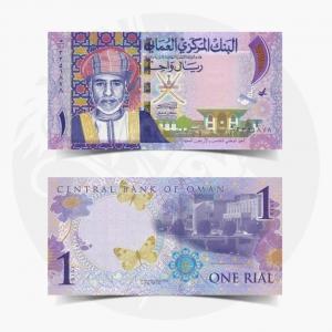 NumisDragon_Asia_Oman_1_Rial_P48_UNC