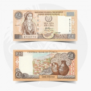 NumisDragon_Europe_Cyprus_1_Pound_P60_UNC