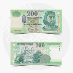 NumisDragon_Europe_Hungary_200_Forint_P178_UNC