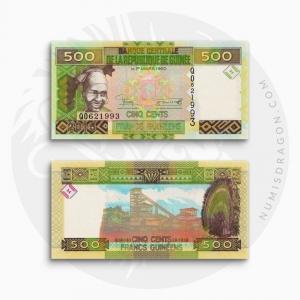 NumisDragon_Africa_Guinea_500_Francs_P47_UNC