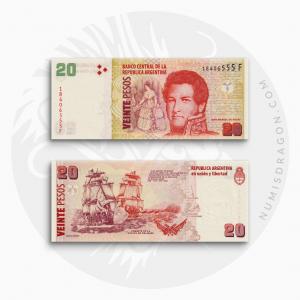 NumisDragon_America_Argentina_20_Pesos_P355_UNC