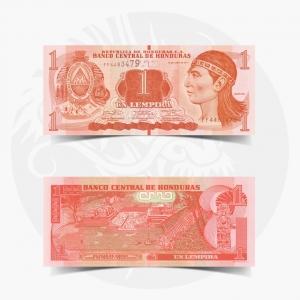 NumisDragon_America_Honduras_1_Lampira_P96_UNC