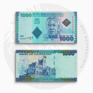 NumisDragon_Africa_Tanzania_1000_Shillings_P41_UNC