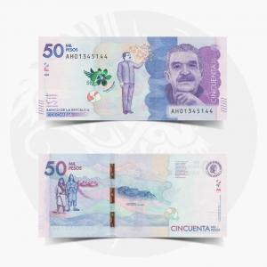 NumisDragon_America_Colombia_50000_Pesos_P462_UNC